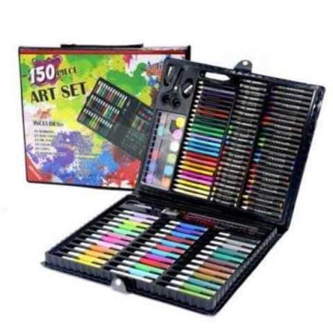 Набор для рисования в кейсе ( 150 предметов )