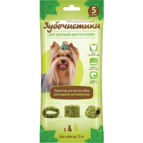 Деревенские лакомства Зубочистки авокадо для собак мелких/средних пород 35г