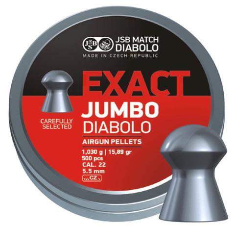 JSB Exact Jumbo 5,52/1,030