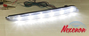LED катафоты MAZDA-3 (BL) 2009-2013 седан белые