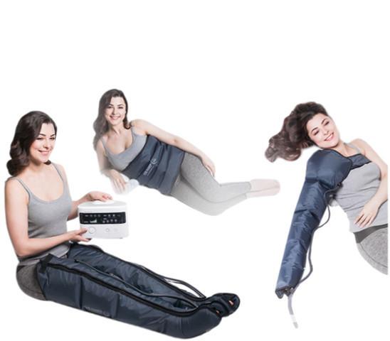 Doctor Life Аппарат для прессотерапии лимфодренажа LХ7 + манжеты для ног + пояс для похудения + манжета на руку 1234.jpg