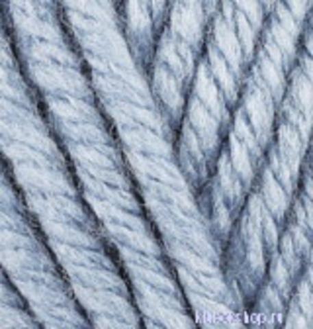 Alize Superlana Megafil 480 светло-голубой, фото