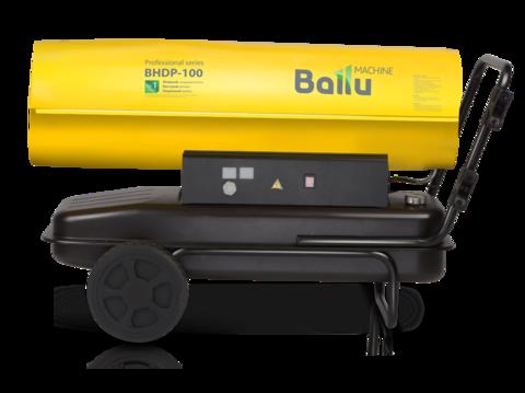 Дизельная тепловая пушка Ballu BHDP-100 | Прямой нагрев
