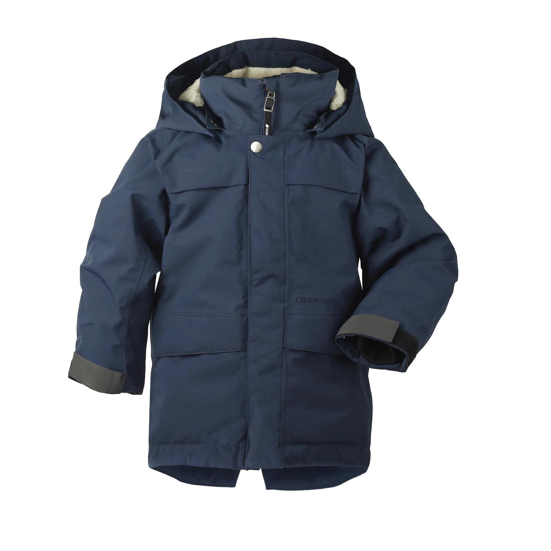 куртка Didriksons Bjorling Navy (морской бриз)