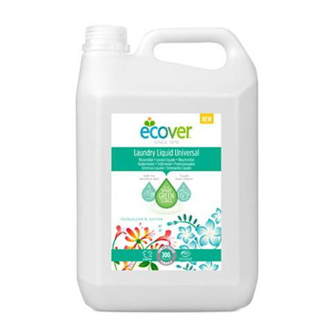Ecover Универсальное жидкое средство для стирки, СУПЕРконцентрат, 5 л