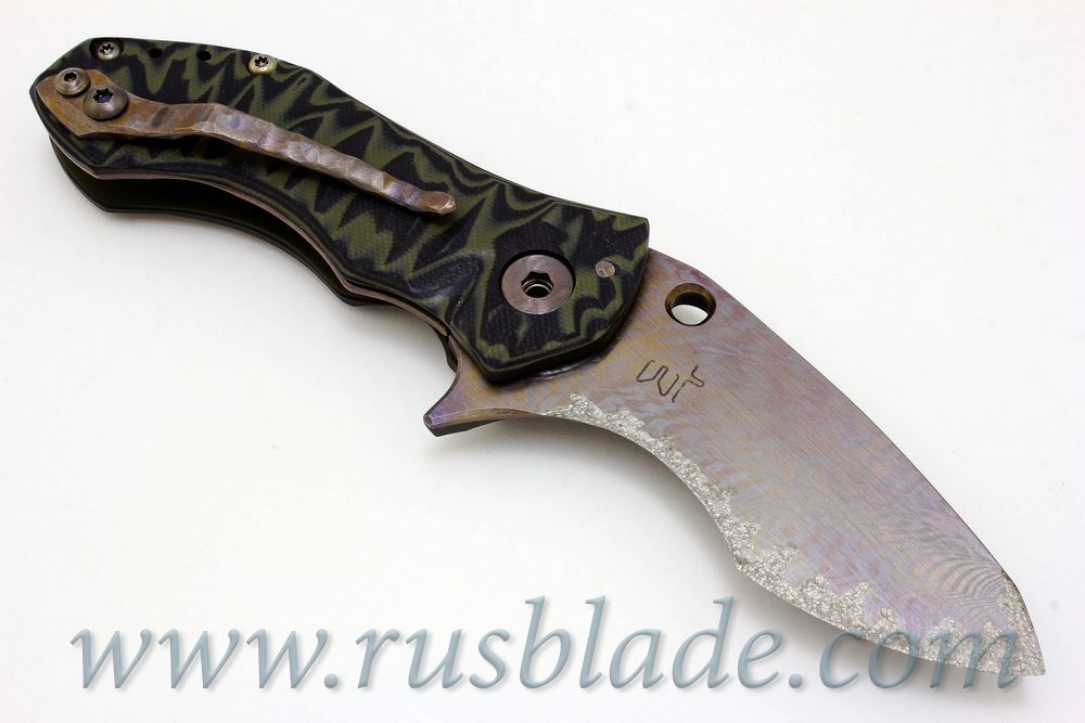 Warren Thomas Custom One Off Flipper