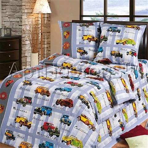 Комплект постельного белья Ретро 150см