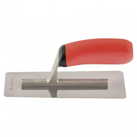 Кельма для венецианской штукатурки, нержавеющая сталь, 240 х 100 мм, двухкомпонентная ручка Matrix