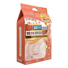 Japan Gals Pure5 Essence Tamarind - Маска для лица с тамариндом и плацентой
