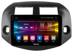 Штатная магнитола на Android 8.1 для Toyota Rav4 06-13 Ownice G10 S1609E