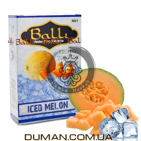 Табак Balli ICED MELON (Балли Лед Дыня)