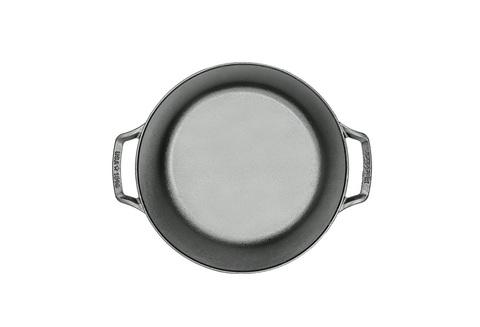 Кастрюля круглая с крышкой 5,2 л, артикул BL02DO