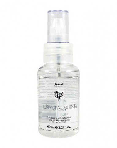 Флюид для секущихся кончиков волос «Crystal Shine», 60 мл