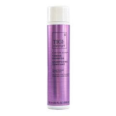 TIGI Copyright Custom Care Toning Shampoo - Тонирующий бессульфатный шампунь