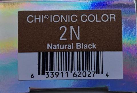 Крем-краска CHI Ионик 2 N 85 гр