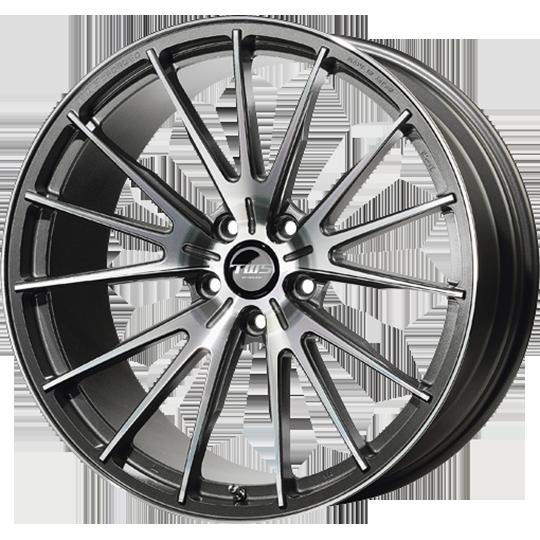 """TWS EXspur """"EX"""" Segment EX-fL Design Coupe Sedan"""
