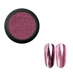Pink House, Зеркальная втирка №1, розовая
