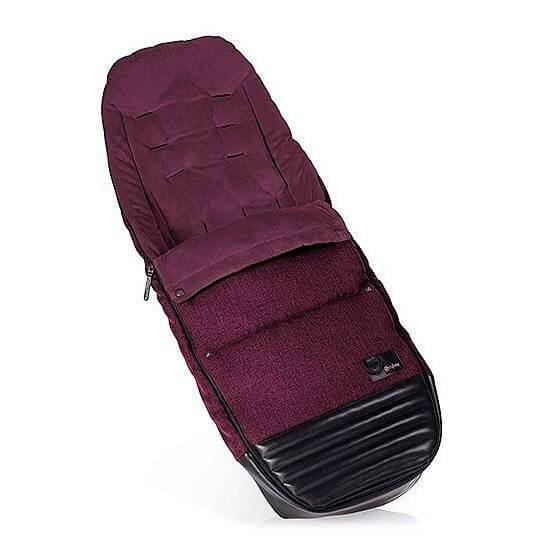 Конверт для коляски Cybex Теплый конверт в коляску Cybex Priam Footmuff Grape Juice 515404025.jpg