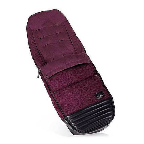 Теплый конверт в коляску Cybex Priam Footmuff Grape Juice