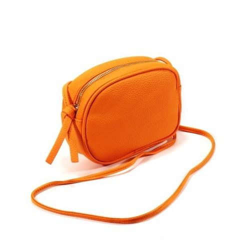 Сумка кроссбоди оранжевая