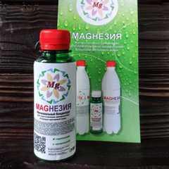 Магнезиальный концентрат Magнезия/ ПРЕДЗАКАЗ / 100 мл