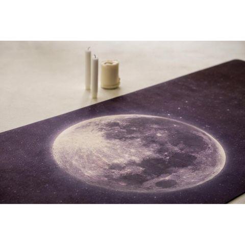 Коврик для йоги Moon из микрофибры и каучука