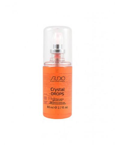 Кристальные капли для секущихся кончиков волос «Crystal drops», 80 мл