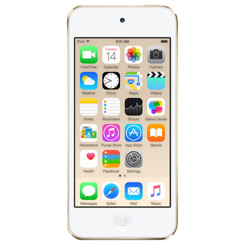 iPod Touch 6 64GB Gold