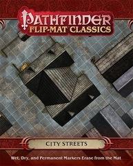 Pathfinder. Flip-Mat Classic City Streets