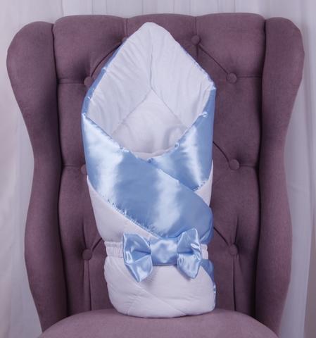 Демисезонный конверт  Beauty (голубой)