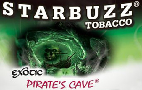 Starbuzz Pirate's Cave 50 грамм
