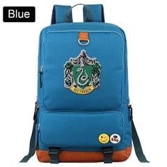 Çanta Harry Potter (Slytherin) blue