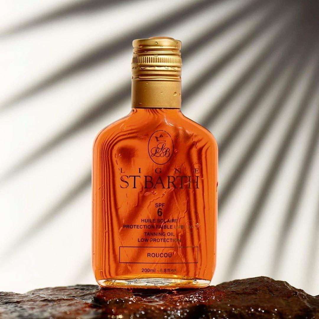 Масло помадного дерева St Barth Roucou spf 6 200 ml