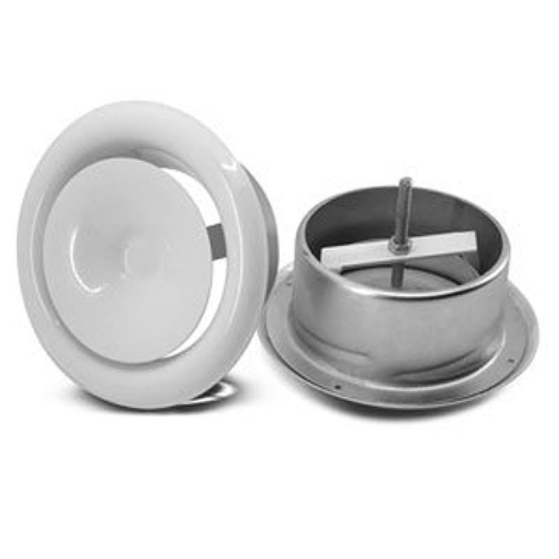 DVS-P / DVS . Диффузоры приточные/вытяжные металлические Анемостат Airone DVS-P 125 приточный стальной 59722044992d5102bc12320ca830ccb3.jpg