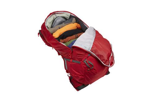 Картинка рюкзак туристический Thule Versant 60 Малиновый