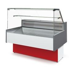Холодильная витрина Таир ВХС-1,5 Cube ( 1470х960х1190  мм, 5,1кВт/сут.)   0…+7 C°