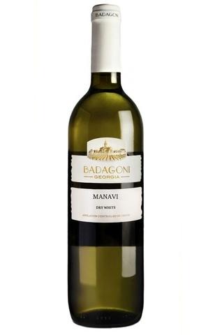 ღვინო მანავი ბადაგონი 0.75ლ