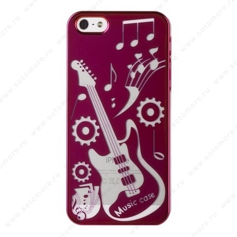 Накладка L&F для iPhone SE/ 5s/ 5C/ 5 вид 8