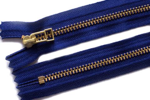 Молния YKK 16 см. тип 3, синий цв.