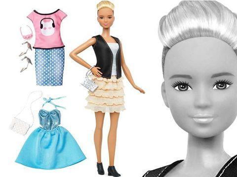Барби Блондинка Мода (2 комплекта одежды)