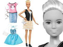 Кукла Барби Блондинка Мода (2 комплекта одежды)