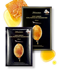 JMsolution Honey Luminous Royal Propolis Mask