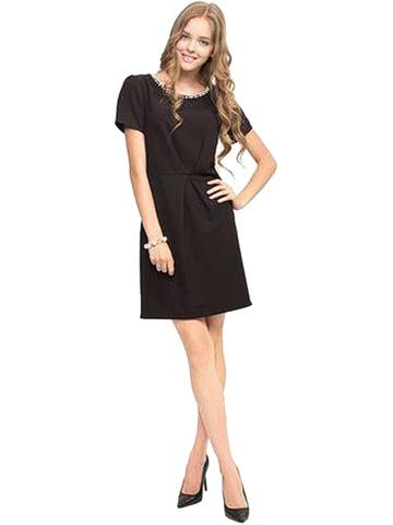GDR002934 Платье женское, черное