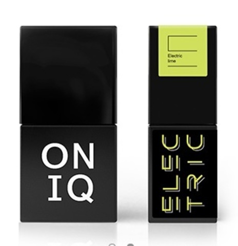 Гель-лак ONIQ - 150 Electric lime, 10 мл