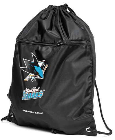 Сумка мешок NHL San Jose Sharks