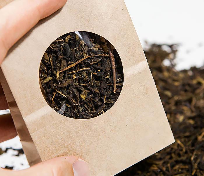 TEA-HERB104 Листовой алтайский Иван Чай средней ферментации (50 гр) фото 04
