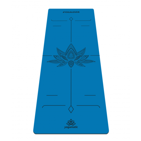 Каучуковый коврик Lotus  185*68*4 см
