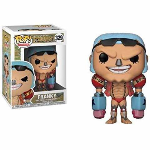 Franky (One Piece) Funko Pop! Vinyl Figure || Фрэнки
