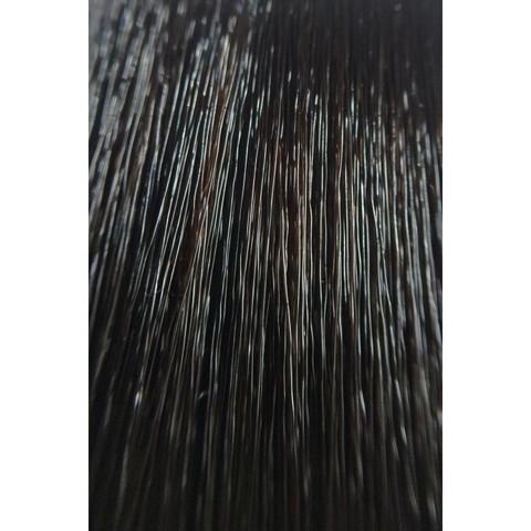 Matrix socolor beauty перманентный краситель для волос, иссиня черный пепельный 1А
