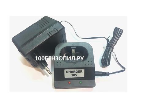 Универсальное зарядное устройство для шуруповерта (18V)